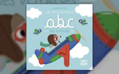 Isabelle Jacqué, Je trace mon ABC des voyages