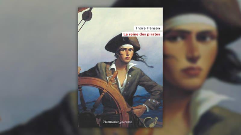 Thore Hansen, La Reine des pirates