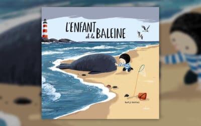 Benji Davies, L'Enfant et la Baleine