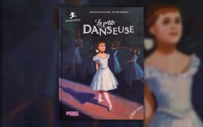 Géraldine Elschner, La petite danseuse: Edgar Degas