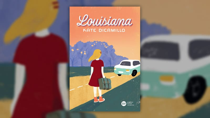 Kate Dicamillo, Louisiana
