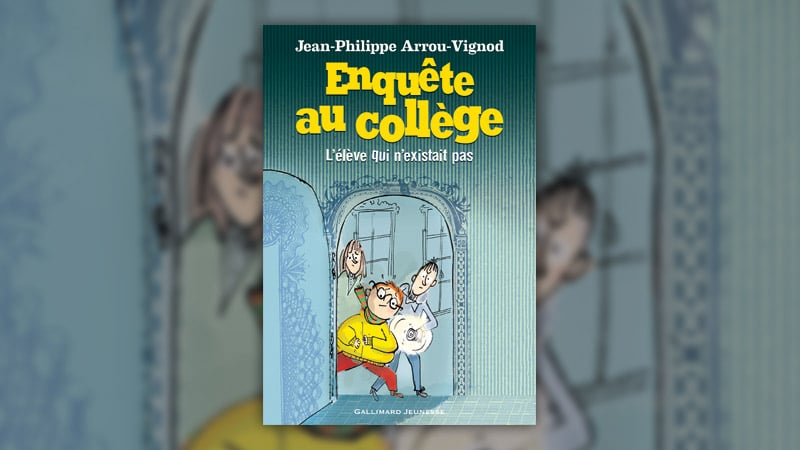 Jean-Philippe Arrou-Vignod, L'élève qui n'existait pas