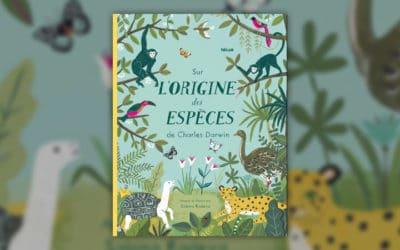 Sabina Radeva, Sur l'Origine des espèces de Charles Darwin