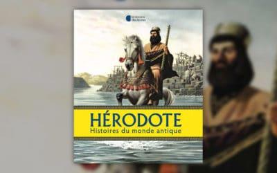 Hérodote, Histoires du monde antique