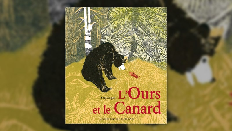 May Angeli, L'Ours et le Canard
