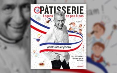 Philippe Urraca, Pâtisserie, Leçons en pas à pas pour les enfants