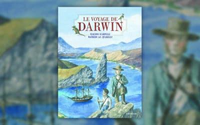 Giacomo Scarpelli, Le voyage de Darwin