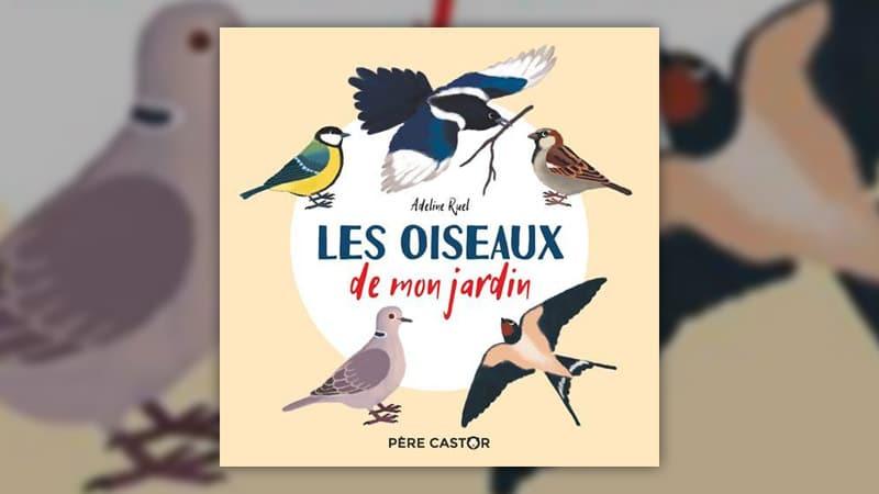 Adeline Ruel, Les oiseaux de mon jardin