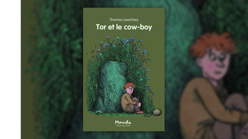 Thomas Lavachery, Tor et le cow-boy