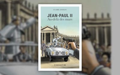 Claire Astolfi, Jean-Paul II, au-delà des murs