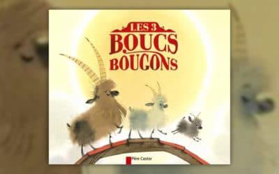 Anne Fronsacq, Les Trois Boucs bougons
