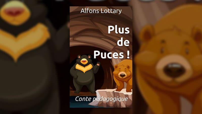 Alfons Lottary, Plus de puces !, Conte pédagogique