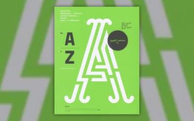 Damien et Claire Gautier, de A à Z, jouer avec l'alphabet