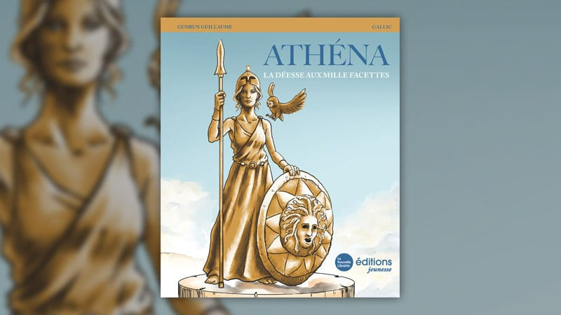 Gudrun Guillaume, Athéna, la déesse aux mille facettes
