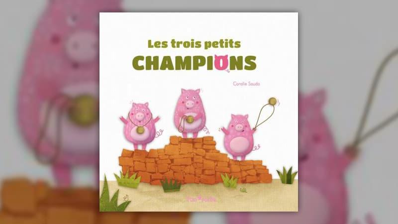Coralie Saudo, Les trois petits champions