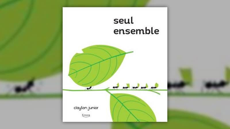 Clayton Junior, Seul ensemble