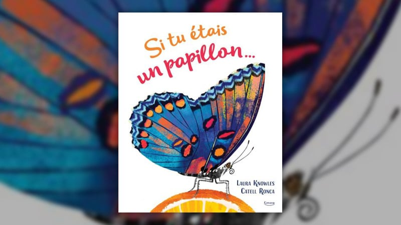 Laura Knowles, Si tu étais un papillon…