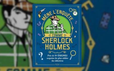 Gareth Moore, Mène l'enquête comme Sherlock Holmes
