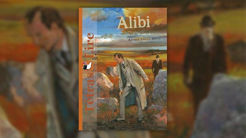 Arthur Conan Doyle, Flamme d'Argent, dans le mensuel TétrasLire