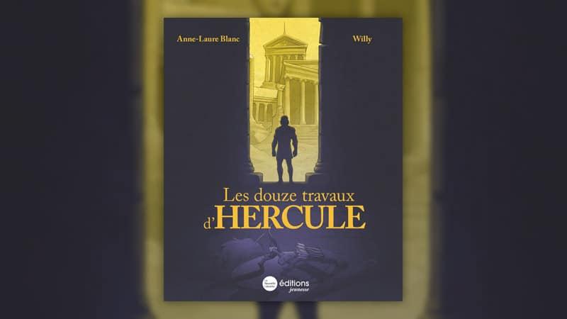 Anne-Laure Blanc, Les Douze Travaux d'Hercule