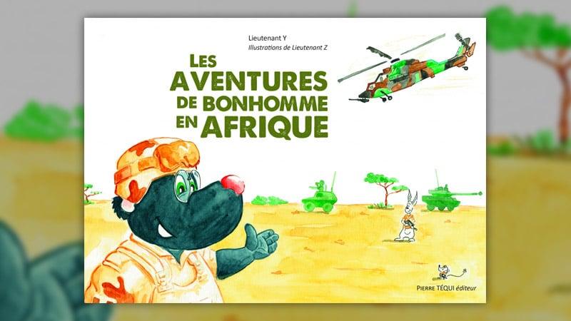 Lieutenant Y, Les aventures de Bonhomme en Afrique