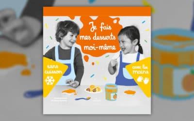 Cécile Petit, Je fais mes desserts moi-même sans cuisson