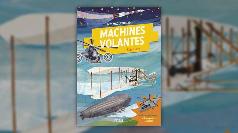 Kate Slater, Machines volantes
