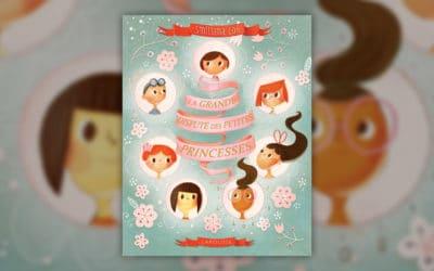 Smiljana Coh, La grande dispute des petites princesses