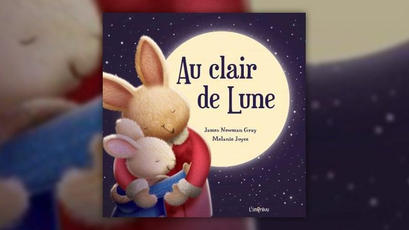 James Newman Gray et Melanie Joyce, Au clair de la lune