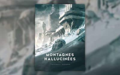 Howard Phillips Lovecraft, Les Montagnes hallucinées (tome 1)
