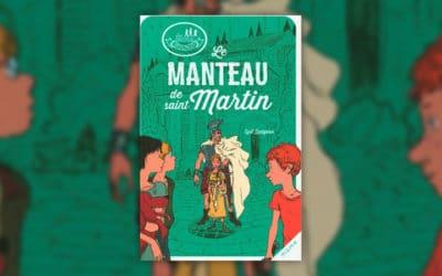 Cyril Lepeigneux, Le manteau de saint Martin