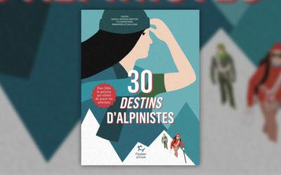 Jessica Jeffries-Britten, 30 destins d'alpinistes