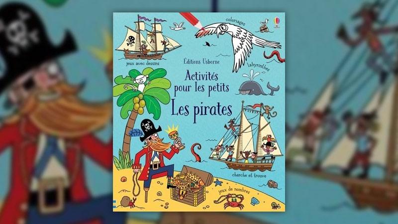 Rebecca Gilpin, Activités pour les petits, Les Pirates