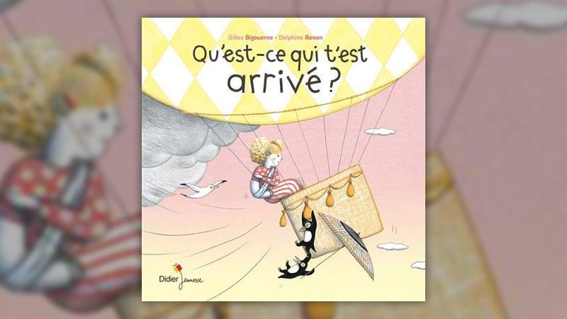 Gilles Bizouerne, Qu'est-ce qui t'est arrivé?