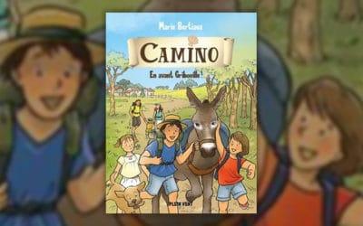 Marie Bertiaux, Camino, En avant Gribouille!
