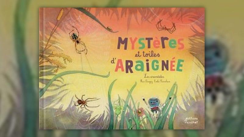 Fleur Daugey, Mystères et toiles d'araignée!