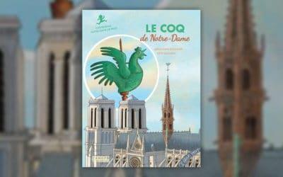 Géraldine Elschner, Le coq de Notre-Dame