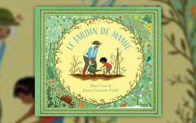Dawn Casey, Le jardin de Mamie