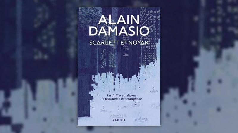 Alain Damasio, Scarlett et Novak