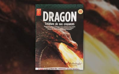 Magazine Mythologie(s), Le dragon, créature de nos croyances
