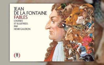 Jean de la Fontaine, Fables choisies et illustrées par Henri Galeron
